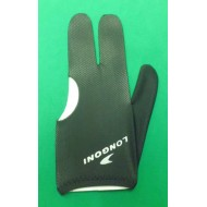 3 Finger Black Net Glove (Longini)