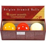 Aramith Tournament Carom Ball Set