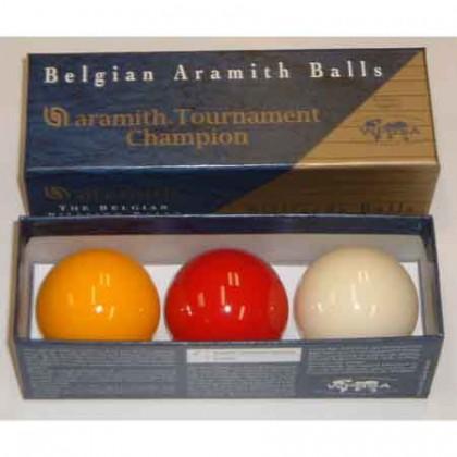 """2.1/16"""" Aramith TC Billiard Ball Set"""