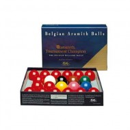 "2.1/16"" Aramith TC Snooker Ball Set"