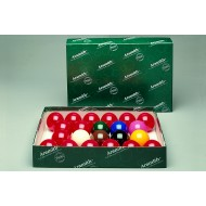 "2.1/16"" Aramith Snooker Ball Set"