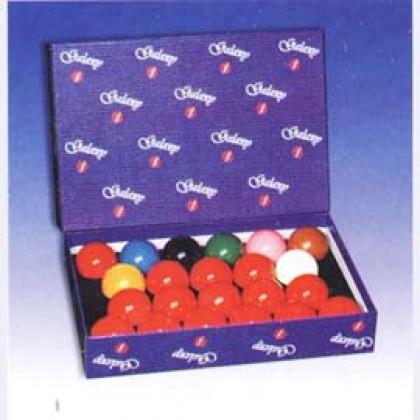 """2.1/16"""" Galaxy Snooker Ball Set"""
