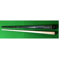 Jump and Break Cue, Black Crystal - MIT