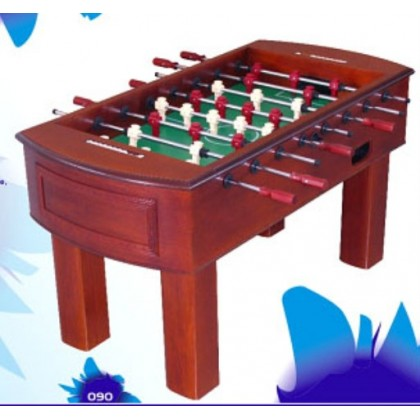 "55"" Wooden Deluxe Table Soccer (Model # 5001)"