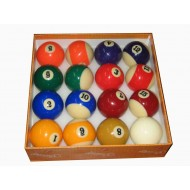 "2.1/4"" Galaxy Pool ball Set"