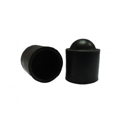 Pool Cue Butt Rubber Cap Holder