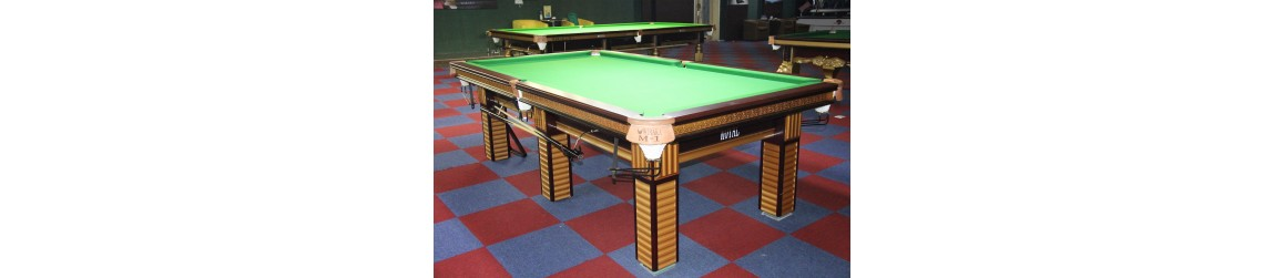Wiraka Chinese 8 Ball Table New (Royal)