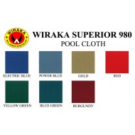 WIRAKA PRO 980 POOL CLOTH