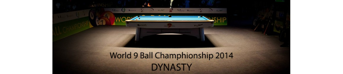 World 9 Ball Championship - DYNASTY
